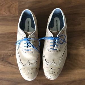Johnston & Murphy Shoes - Johnston & Murphy Mens Pearce Wingtip Shoes 11